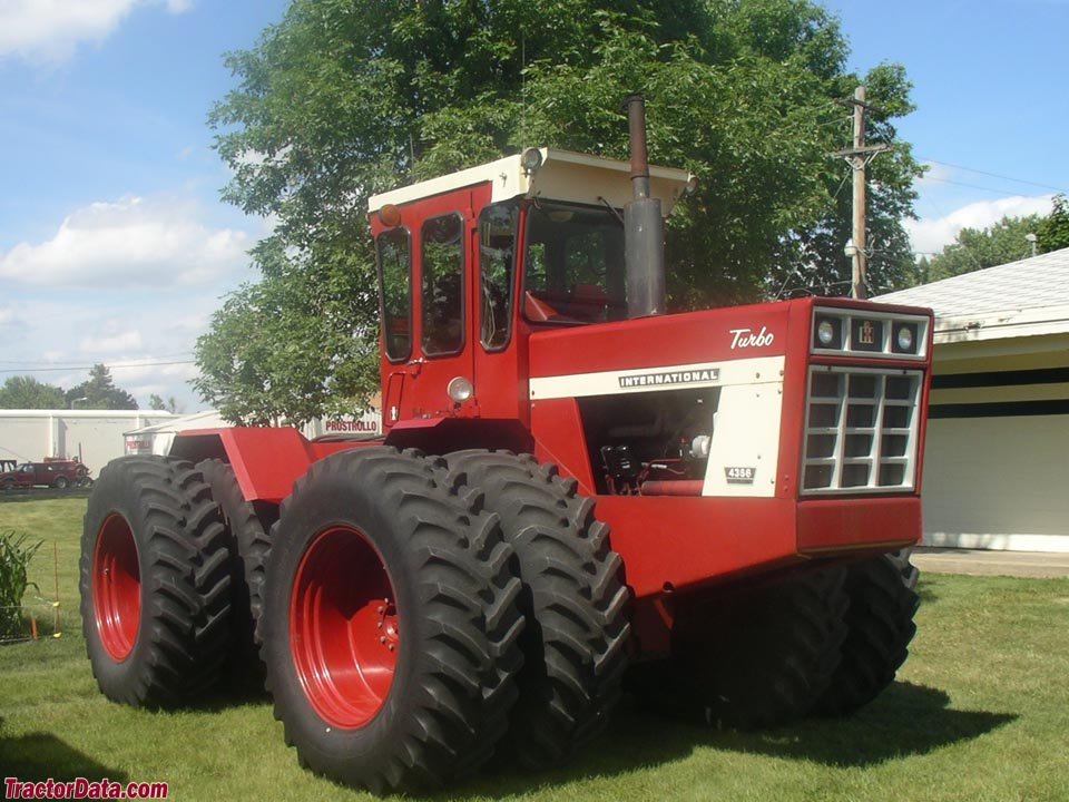 International Harvester 4366