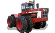 International Harvester 4568 tractor photo