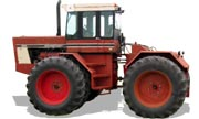 International Harvester 4586 tractor photo