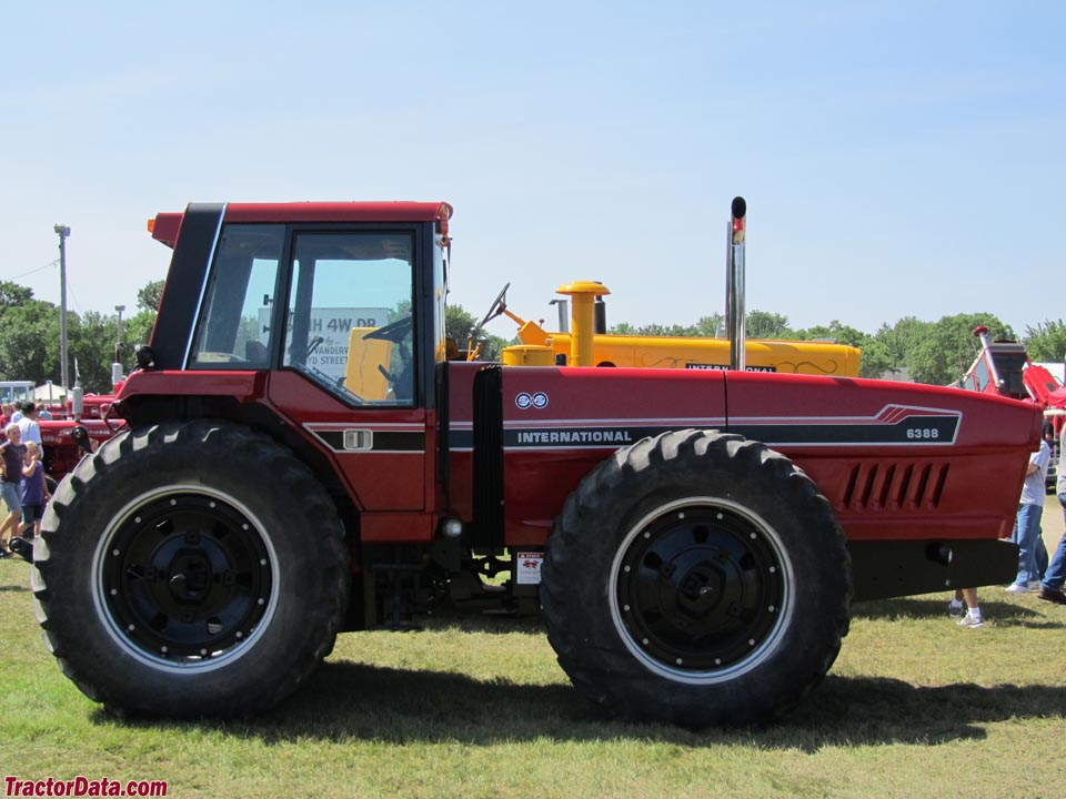International Harvester 6388