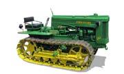 John Deere 40C tractor photo