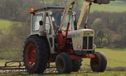 David Brown 1212 tractor photo