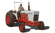 David Brown 1412 tractor photo