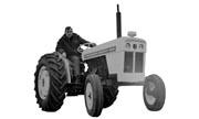 David Brown 4600 Selectamatic tractor photo