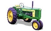 John Deere 520 tractor photo