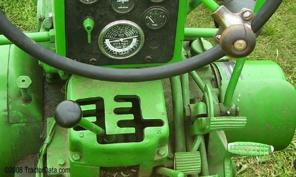 John Deere 520  transmission photo