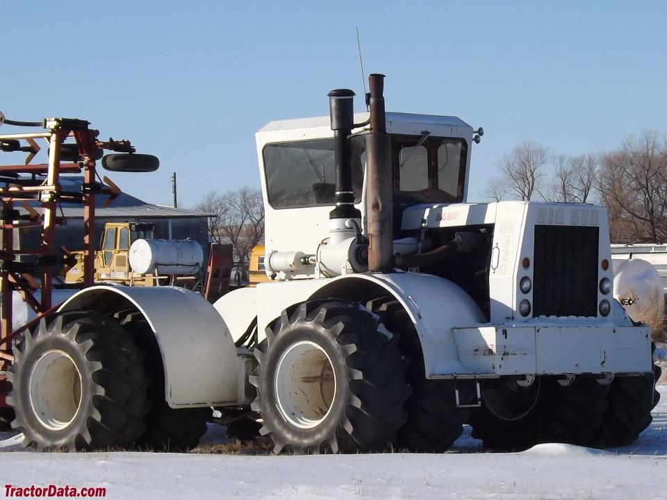 Big Bud HN320