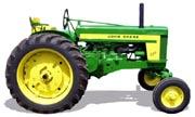 John Deere 720 tractor photo