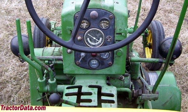 John Deere 720  transmission photo