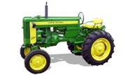 John Deere 320 tractor photo