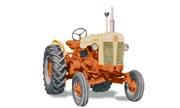 J.I. Case 400 tractor photo