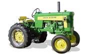 John Deere 430 tractor photo
