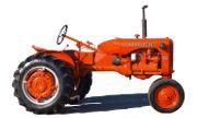 Allis Chalmers CA tractor photo