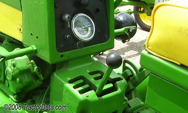 John Deere 530  transmission photo