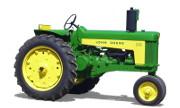 John Deere 630 tractor photo