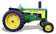John Deere 730 tractor photo