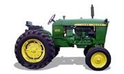 John Deere 1010 tractor photo