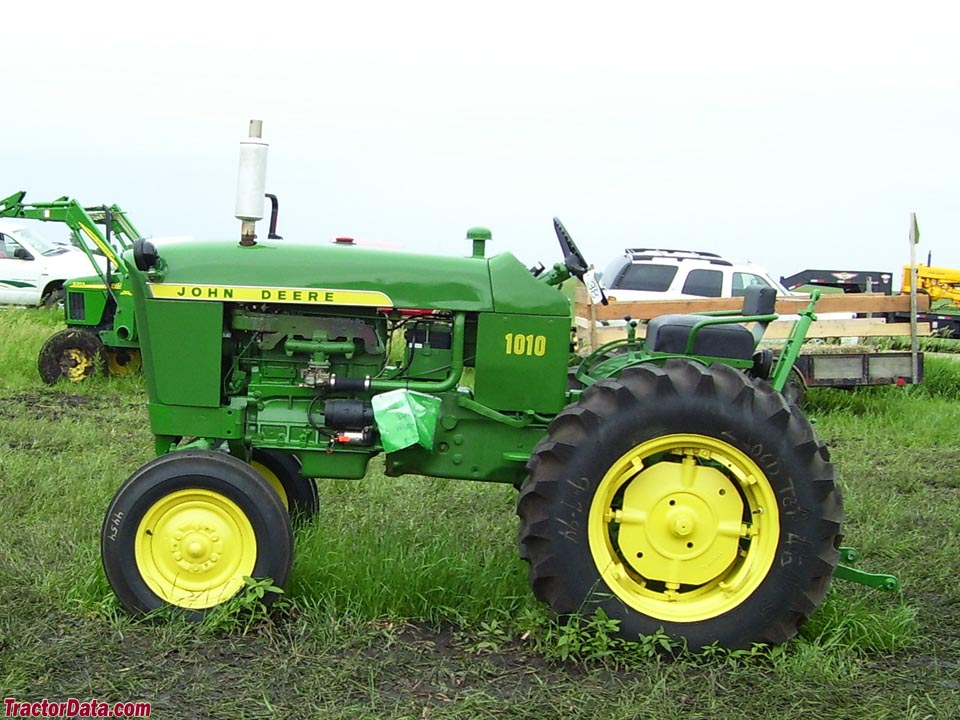 John Deere 1010 Manual Download