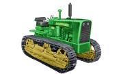 John Deere 1010C tractor photo