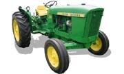 John Deere 2010 tractor photo