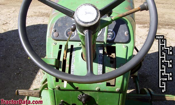 John Deere Transmission Problems