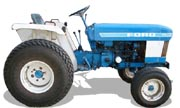 Ford 1510 tractor photo