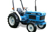 New Holland 1720 tractor photo