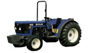 New Holland 3830 tractor photo