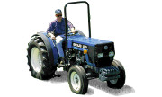 New Holland 4330V tractor photo