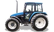 New Holland 7635 tractor photo