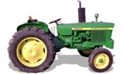 John Deere 1020 tractor photo