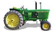 John Deere 2510 tractor photo