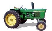 John Deere 2520 tractor photo