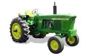 John Deere 4000 tractor photo