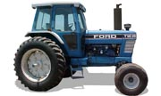 Ford TW-15 tractor photo
