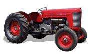 Massey Ferguson 50 tractor photo