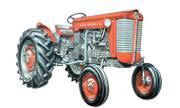 Massey Ferguson 85 tractor photo