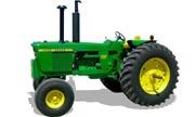 John Deere 4320 tractor photo