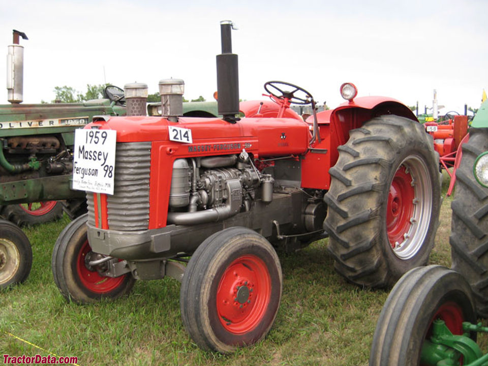Massey Ferguson 98