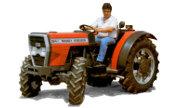 Massey Ferguson 174S tractor photo
