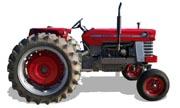 Massey Ferguson 180 tractor photo