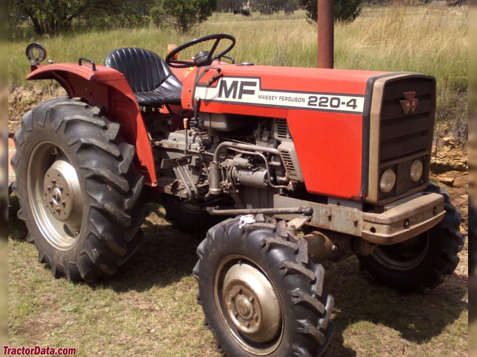 Massey Ferguson 220-4.