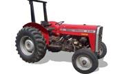 Massey Ferguson 240 tractor photo