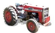 Massey Ferguson 245 tractor photo