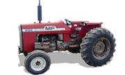 Massey Ferguson 255 tractor photo