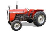 Massey Ferguson 265 tractor photo
