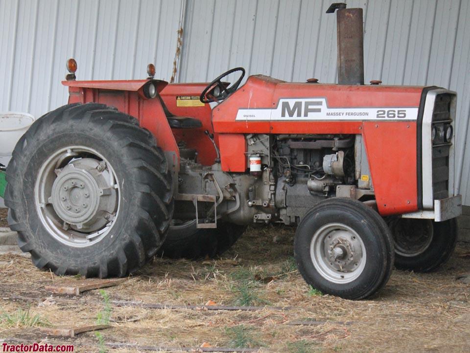 Massey Ferguson 265