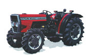 Massey Ferguson 364GE tractor photo