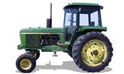 John Deere 4030 tractor photo