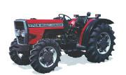 Massey Ferguson 374S tractor photo